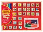 Custom Favorite Things Stamp Set
