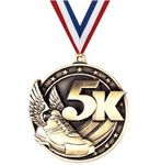 Custom Quick Ship 5K Medal