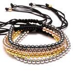 Custom Petite Bead Bracelet