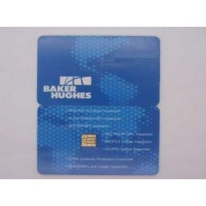 Plastic Credit Card/ Business Card 2 GB USB Drive