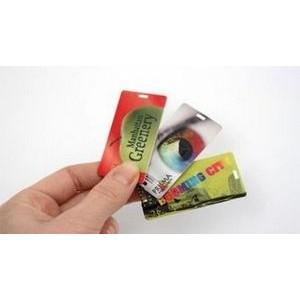 Mini Credit Card 1 GB USB Drive