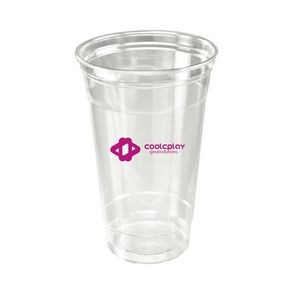 Soft Clear Plastic Cup (20 oz)