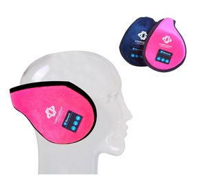 Earmuffs with Built-in Bluetooth Wireless Headphones