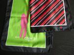Custom Silk Scarf with Custom Logo 36 x 36 inches