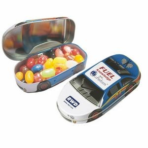 Race Car Tin w/Jelly Belly® Jelly Beans