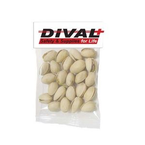 Small Header Bags Jumbo Salted Pistachio