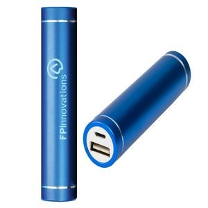 The Cylinder Power Bank - Royal Blue