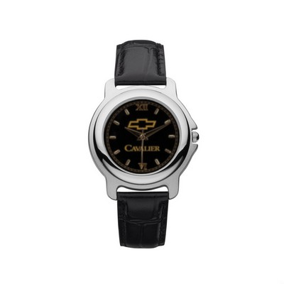 The Washington Watch - Ladies - Black/Gold/Black