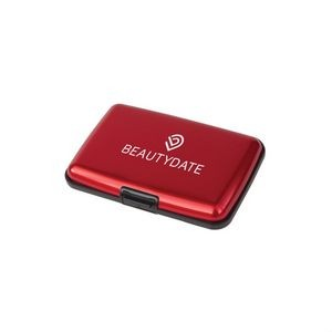 The Safeguard Cardholder - Red