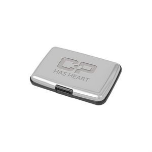 The Safeguard Cardholder - Silver