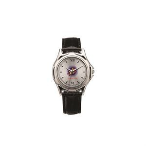 The Patton Watch - Ladies - Silver/Silver/Black