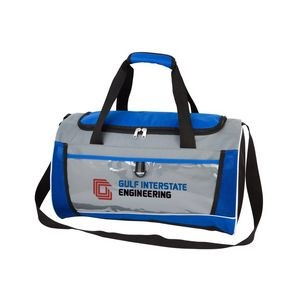 The Trainer Duffel Bag - Blue