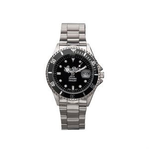 The Master Watch - Ladies - Black Dial