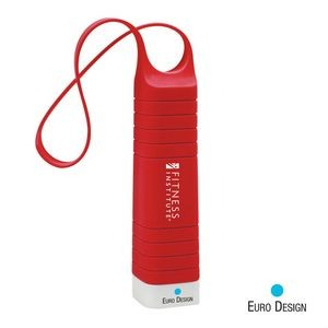 Euro Design® Mobile Energizer - Red