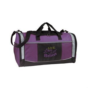 The Reliable Sports Bag - Purple