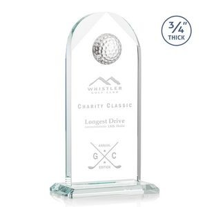 Blake Golf Award - Optical 9""