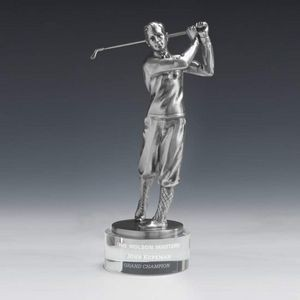 Bobby Jones Swing - Antique Silver 13""