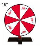 Custom 16 Inch Economy Prize Wheel