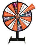 Custom 40 Inch Insert Your Graphics Prize Wheel