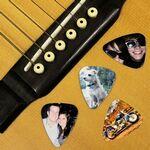 Custom Guitar Pick / Plectrum