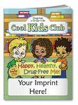 Custom Happy, Healthy Drug-Free Me Activity Book