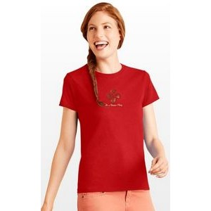 Ladies' Gildan Ultra Cotton® T-Shirt