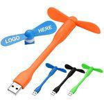 Custom Mini Flexible USB Fan