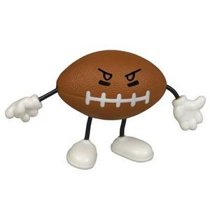 Football Stress Reliever Figure