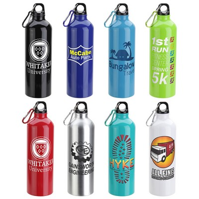 25 Oz. Atrium Aluminum Bottle