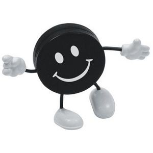 Hockey Puck Stress Reliever Figure