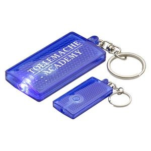 Primary Touch Reflector Light Key Chain