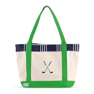 Golf Lovers Tote Bag