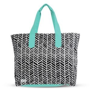 Land To Sand Beach Tote Bag