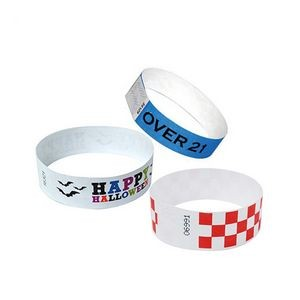 Holiday Tyvek Wristbands
