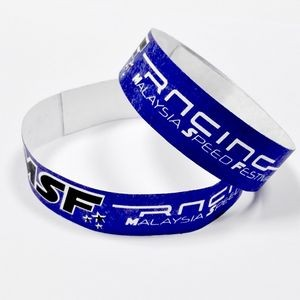 Sports Tyvek Wristbands