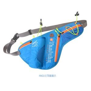Nylon Waterproof Sports Waist Bag