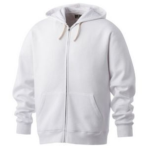 Custom M-Huron Fleece Full Zip Hoody