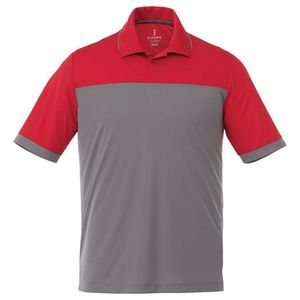 Custom M-MACK Short Sleeve Polo
