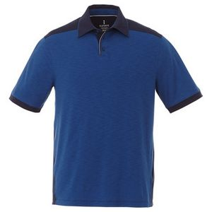 Custom M-LARAMIE Short Sleeve Polo