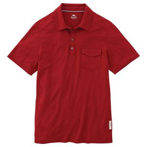 Custom M-LUNENBURG Roots73 Short Sleeve Polo