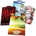 Custom Legal Size Full Color Process Clipboards