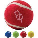 Custom Pet Toy Tennis Ball