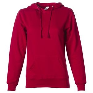 Independent Trading Company Juniors' Lightweight Pullover Hooded Sweatshirt