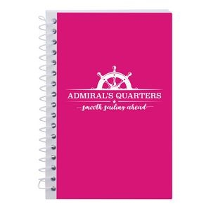 SimpliColor 4x6 Spiral Notebook (Digital Full Color)