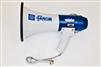 Custom Fanon 25 Watt Megaphone/ Bull Horn with Detachable Microphone