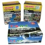 Custom T-5 Toilet Chemicals Pack