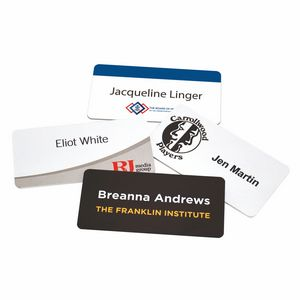 Magnetic Name Badges- 1.5 X 3