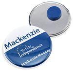 Custom Magnetic Name Badge 2.25