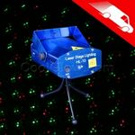 Custom LED Mini Laser Projector