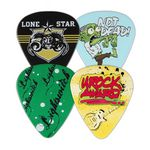 Custom PVC Guitar Pick (Full Color Imprint)